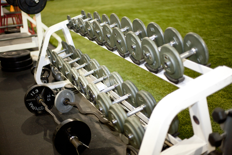 An advantage of belonging to the gym is that you do not need to invest in equipment. As you progress throughout your exercise plan, you will find that you will surpass your previous limitations. If you start with a small set of weights then there is a good chance months later, you will need to invest in updated equipment as your capabilities improve.