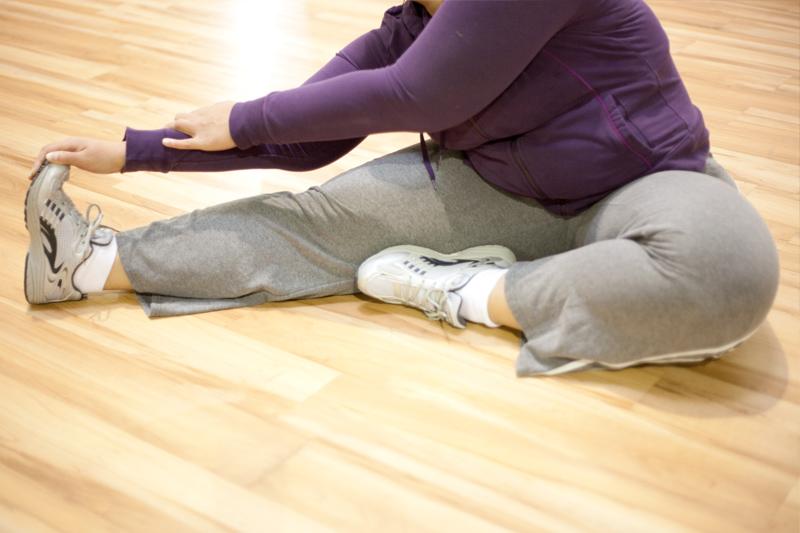 El ejercicio puede parecer una tarea estresante al principio. Después de superar la tensión inicial de empezar a ir al gimnasio, trate de encontrar el placer simple en el tiempo de protección que tiene para con usted mismo