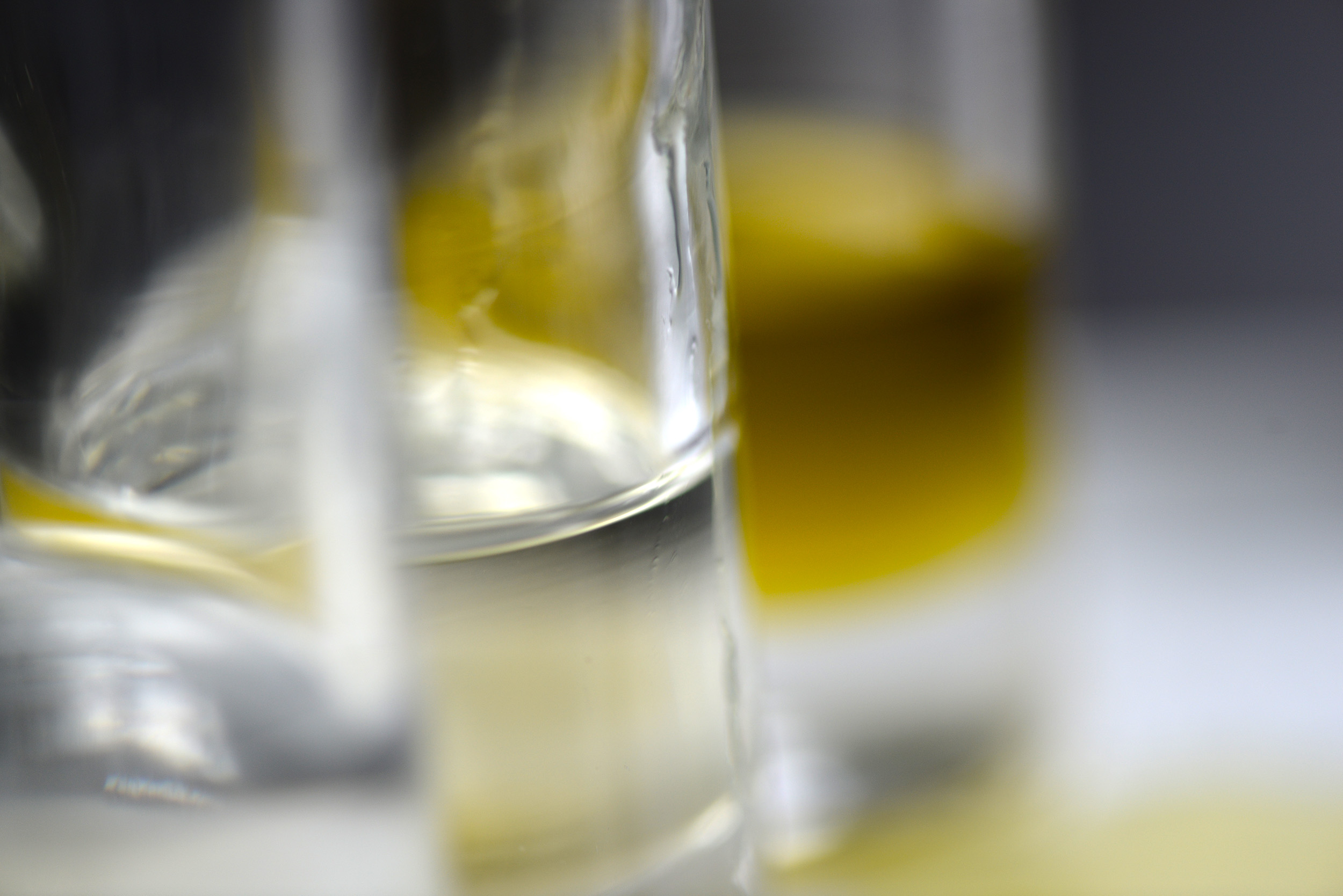 Vegetable Oils of Different Viscocity